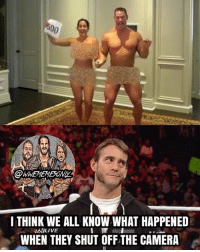 Dad, Fucking, and Love: I THINK WE ALL KNOW,WHAT HAPPENED  LIVE  WHEN THEY SHUT OFF THE CAMERA Son: Dad, @wwememesonly made this meme about Cena and Nikki doing something after the camera goes off while they're naked, what does that mean? - Dad: Well you see here son, when a man and a woman love each other very much, THEY FUCK AND HAVE INTERCOURSE, SOMETHING YOU'LL NEVER HAVE BECAUSE YOU'RE A FUCKING LOSER, HAHAHA - Son: ..... kevinowens chrisjericho romanreigns braunstrowman sethrollins ajstyles deanambrose randyorton braywyatt jindermahal thehardyboyz charlotte shinsukenakamura samizayn johncena sashabanks brocklesnar goldberg bayley nikkibella themiz finnbalor kurtangle payback wwememes wwememe wwefunny wrestlingmemes wweraw wwesmackdown