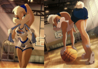 I think we can all agree that Space Jam is responsible for furries being a thing: I think we can all agree that Space Jam is responsible for furries being a thing