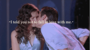 "Fall, Love, and Http: ""I told you not to fall in love with me."" http://iglovequotes.net/"