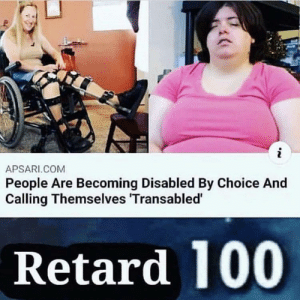 I too am transabled by kewlkidjeff MORE MEMES: I too am transabled by kewlkidjeff MORE MEMES