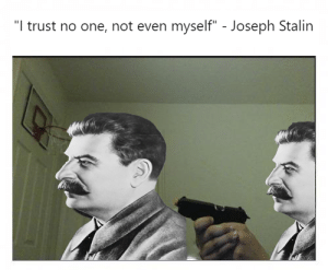 New I Trust No One Memes Cunt Memes Brave Memes Best Memes They arrive and separate the two to hear their sides of the story. new i trust no one memes cunt memes