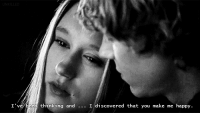 Happy, Http, and Been: I' ve been thinking and  I discovered that you make me happy http://iglovequotes.net/