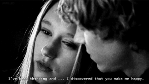 http://iglovequotes.net/: I' ve been thinking and  I discovered that you make me happy http://iglovequotes.net/