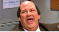 """I wanna be wined and dined and 69'ed."" - Kevin Malone: ""I wanna be wined and dined and 69'ed."" - Kevin Malone"