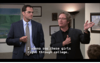 Associate Justice Kavanaugh pledging to exclusively hire female law clerks (AD 2018, colorized): I wanna see these girls  right through college. Associate Justice Kavanaugh pledging to exclusively hire female law clerks (AD 2018, colorized)