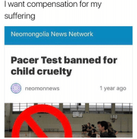 News, Queen, and Pacer: I want compensation for my  suffering  Neomongolia News Network  Pacer Test banned for  child cruelty  neomonneWS  1 year ago Follow my queen and bffll @_________sext____________ @_________sext____________ @_________sext____________ @_________sext____________