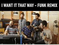 The best part is the chicken dance  By Scary Pockets x Casey Abrams: I WANT IT THAT WAY  FUNK REMIX  Casey Abrarns  on The best part is the chicken dance  By Scary Pockets x Casey Abrams
