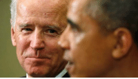 "Funny, Joe Biden, and Obama: ""I want someone to look at me the way Joe Biden looks at Obama."""