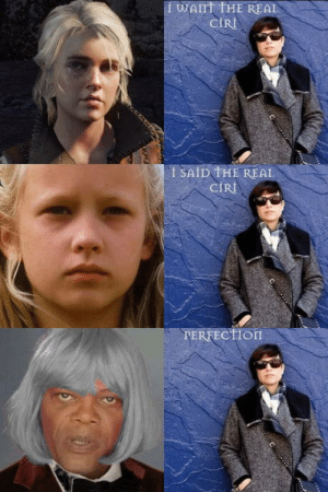 Netflix, The Real, and Political Correctness: i want THE REAL  CİRI  SAİDTHE REAL  CIRI  PERFECTIo Another Netflix series ruined by political correctness!