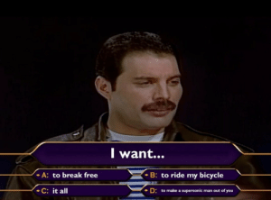 I want to..: I want to..