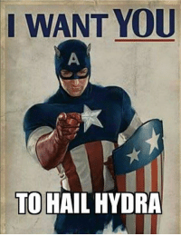 ~Deadpool: I WANT YOU  A  10  TOHAIL HYDRA ~Deadpool
