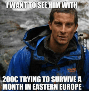 Europe, Romania, and Him: I WANTTO SEE HIM WITH  200C TRYING TO SURVIVE A  MONTH IN EASTERN EUROPE Romania to be more exactly.