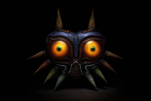 """I was just listening to some music related to Majoras mask and the top comment said, """"Has anyone else realized that the silhouette of Majora's mask kinda looks like somebody is grabbing a heart or giving it away?"""". So I wondered if anyone knows if it's actually intentional.: I was just listening to some music related to Majoras mask and the top comment said, """"Has anyone else realized that the silhouette of Majora's mask kinda looks like somebody is grabbing a heart or giving it away?"""". So I wondered if anyone knows if it's actually intentional."""