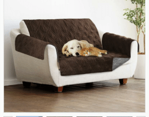I was shopping for a dog sofa and found the worst photo shop I've ever seen.: I was shopping for a dog sofa and found the worst photo shop I've ever seen.