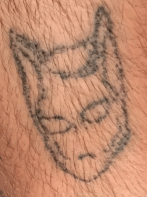 I was watching a lot of JoJos when I first tried sticknpokes, no ragrets: I was watching a lot of JoJos when I first tried sticknpokes, no ragrets