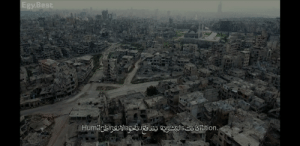 """I was watching Westworld and I came across this REAL photo of my destoryed city (Homs) in Syria. *The caption says : """"Humanity was hurtling towards extinction"""": I was watching Westworld and I came across this REAL photo of my destoryed city (Homs) in Syria. *The caption says : """"Humanity was hurtling towards extinction"""""""