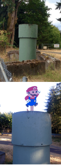 Funny, Thought, and Why: I wasn't sure why this pipe was so familiar, until some stranger made the connection