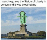 America, Good, and Statue of Liberty: I went to go see the Statue of Liberty in  person and it was breathtaking America is great bc America is good