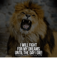 Is this YOU? - fearlessmotivation - NEW motivational video going up on our official YouTube channel tomorrow. CONQUER YOUR FEARS. Click the link in our bio and subscribe so you don't miss it. 🤜🏽 @fearlessmotivationofficial: I WILL FIGHT  FOR MY DREAMS  UNTIL THE DAY I DIE!  FEARLESSMOTIVATION. C OM Is this YOU? - fearlessmotivation - NEW motivational video going up on our official YouTube channel tomorrow. CONQUER YOUR FEARS. Click the link in our bio and subscribe so you don't miss it. 🤜🏽 @fearlessmotivationofficial