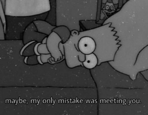 Your Typical Typical Bart Simpson Crying Wallpaper Bart Simpson Meme On Me Me