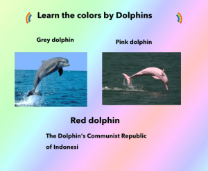 I wish I was a good writer so I could write O5-6 vs the communist dolphins.: I wish I was a good writer so I could write O5-6 vs the communist dolphins.
