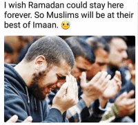 "Alive, Memes, and Best: I wish Ramadan could stay here  forever. So Muslims will be at their  best of Imaan. May Allah meet us with Ramadan again next year ❤️ . - ""how can a believer not shed tears at the departure of Ramadan, when he doesn't know even know whether he'll be alive for its return or not."" - Ibn Rajab, Lata'if al Ma'arif ▃▃▃▃▃▃▃▃▃▃▃▃▃▃▃▃▃▃▃▃ @abed.alii 📝"