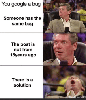 I write bugs only: I write bugs only