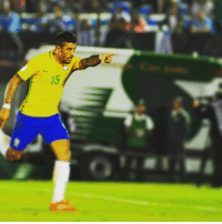 Paulinho makes the difference! When you celebrate a hat-trick in a FIFA WorldCup qualifier! Brazil beat Uruguay (1-4) at Montevideo's Centenario Stadium to expand its lead on the standings. Who has been the best player to date in South America 🌎 WCQ? 🇺🇾🇧🇷 Seleçao Brasil Sudamerica Eliminatorias WC Rusia2018 Celeste Goleador RoadTo: i7 Paulinho makes the difference! When you celebrate a hat-trick in a FIFA WorldCup qualifier! Brazil beat Uruguay (1-4) at Montevideo's Centenario Stadium to expand its lead on the standings. Who has been the best player to date in South America 🌎 WCQ? 🇺🇾🇧🇷 Seleçao Brasil Sudamerica Eliminatorias WC Rusia2018 Celeste Goleador RoadTo