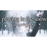 Lay's, Soccer, and Sports: p  laying in the snow Just Girly Things Part V: Playing in the snow ❄⛄❄ christmasedition snowedition letitsnow