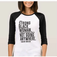 Memes, Black, and Strong: IAM A  STRONG  BLACK  WOMAN  CANNOT BE INTIMIDATED,AND T'M  NOT GOING  ANYWHERE  MAXINE WATERS Uh.... 🤔