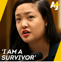 "Memes, Survivor, and Justice: IAM A  SURVIVOR This sexual assault survivor realized how ""broken"" the criminal justice system was after she was raped.   So she has written her own law and got nominated for the Nobel Peace Prize."