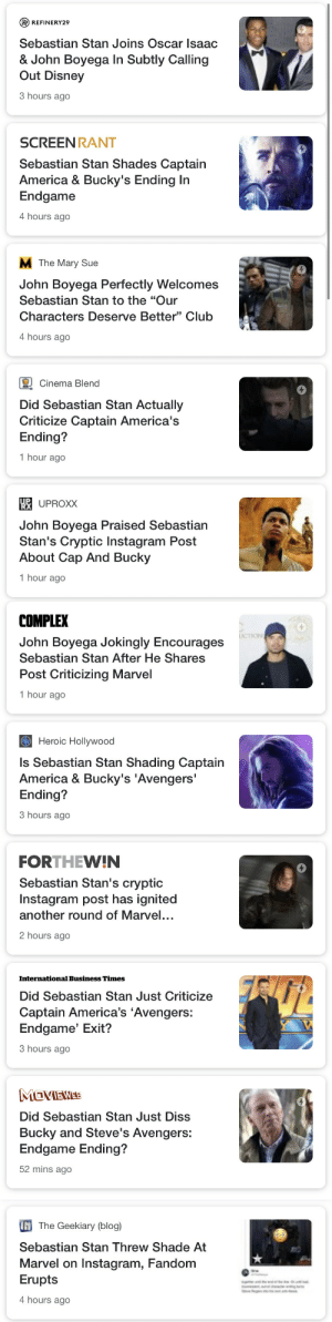 "iamnmbr3:  incorrectstevebucky: Add these to the ""List of Major News Outlets Recognizing That Disney Has Fucked Over It's Two Best Relationships"" : iamnmbr3:  incorrectstevebucky: Add these to the ""List of Major News Outlets Recognizing That Disney Has Fucked Over It's Two Best Relationships"""
