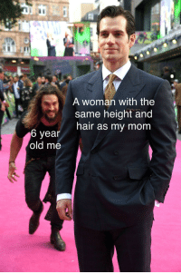 "Meme, Memes, and Hair: IC  Tbe  :4.4/  A woman with the  same height and  hair as my mom  6 year  old me <p>Relatable meme via /r/memes <a href=""https://ift.tt/2r6fxTv"">https://ift.tt/2r6fxTv</a></p>"