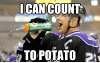 i can count to potato: ICAN COUNT  TO POTATO 2