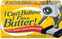 Cholesterol, Free, and Cam: ICant Believe  I Pass  Butter!  ade weh Sweet Cam Buttermil  ually Cholesterol Free 70%Vegetable Oil Spread