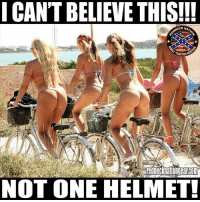 Memes, 🤖, and One: ICAN'T BELIEVE THIS!!!  NECK N  TRADITION  NOT ONE HELMET! They need to think about safety 🤣🤣🤣