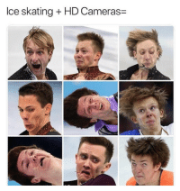 beyoncescock:  i find this extremely funny when in truth these skaters would be laughing at me cause im sitting here wasting away while eating cookies and milk : Ice skating + HD Cameras- beyoncescock:  i find this extremely funny when in truth these skaters would be laughing at me cause im sitting here wasting away while eating cookies and milk