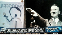 "Hitler, Jcpenney, and Graves: İCHAEL GRAVES  EWS ""TOTALLY UNINTENTIONAL Happen  6PTJ  LINTO OLLEGED ARLUSES CARRIED QUT BY GNAS 3,460.34  JCPENNEY REMOVES ""HITLER"" TEA KETTLE AD  now"