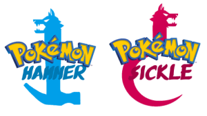Pokemon Hammer and Sickle: ICKLE Pokemon Hammer and Sickle