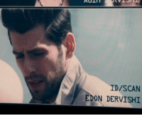 I'm not a gangster but I played one on TV pt2. Throwback to the fusion of Albanian gangster and Jersey Shore reality tv star that was Edon Dervishi on Unforgettable CBS & A&E (Season 3 - Episode 2). Such a fun character to play.: ID /SCAN  EDON DERVISHI I'm not a gangster but I played one on TV pt2. Throwback to the fusion of Albanian gangster and Jersey Shore reality tv star that was Edon Dervishi on Unforgettable CBS & A&E (Season 3 - Episode 2). Such a fun character to play.