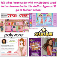 is this a mood or just me: idk what i wanna do with my life but i used  to be obsessed with this stuff so i guess i'lI  go to fashion school  Shopping Spree  Nia's.  WHATNTTO  EAR  @pxietang  Ler's Cot  stardol  polyvore  Fame, fashion and friends  Looks lke youre a  Glam Diva!  ANNAH  ONTANA  You're a glamour girl with lair-  especially in the Eorm oi feathers  sequins and rhinestones  Cick next to see your personalized color profle  Click print for a cool print out of the look you've  created and get one of ry great fashion tips  PL89  print  Help Hiloy dress up  as Hannah Hontana.  tbe famoes rock star!  try il fsew look,  update this look!  LaSer is this a mood or just me