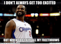 Who saw Ronnie's Airballs?