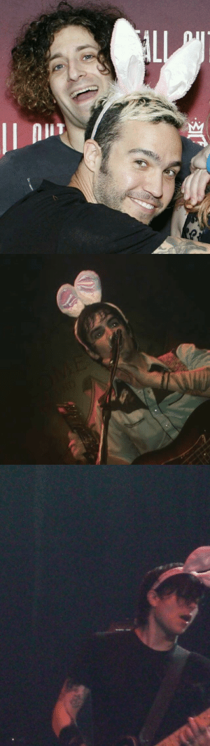 Easter, Emo, and Tumblr: idontknowokayhelp:  Happy easter from the holy emo trinity