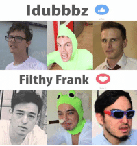 asking real questions: Idubbbz  Filthy Frank  O  Love asking real questions