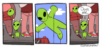 Target, Tumblr, and Alien: ie  2  Crotcippes carrotchipper: There was an alien festival this weekend.