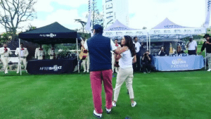 Most definitely one of the greatest moments in all 12 years of @georgelopezfoundation golf tournaments @lakeside.golf . We have helped families of military veterans , homeless families and children effected by Kidney Disease . I have incredible friends and sponsors #chingon who continue to support me every year, and it's not possible to help as many people as we do without their support .  Too many to mention but this is my message to tell you all how much love and respect I have for you all !: IEHGKZ  Ueras  haPMI  CEPTION  Corona  PREMIER  AFTERSHOKZ  MIEL Most definitely one of the greatest moments in all 12 years of @georgelopezfoundation golf tournaments @lakeside.golf . We have helped families of military veterans , homeless families and children effected by Kidney Disease . I have incredible friends and sponsors #chingon who continue to support me every year, and it's not possible to help as many people as we do without their support .  Too many to mention but this is my message to tell you all how much love and respect I have for you all !