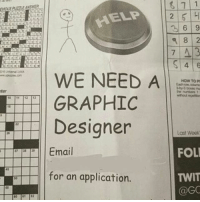 Give them help . . . . . meme memes dank dankmemes carlwheezer carlwheezerstoppedmefromcutting carlwheezersavedmylife stolenmeme stolenmemes graphicdesign graphicdesigner: ier  WE NEED A  GRAPHIC  Designer  Email  for an application.  8 2  HOW TO PI  Last Week  FOLI  TWIT  @GC Give them help . . . . . meme memes dank dankmemes carlwheezer carlwheezerstoppedmefromcutting carlwheezersavedmylife stolenmeme stolenmemes graphicdesign graphicdesigner