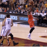 Sports, Uncle, and Uncle Drew: IERS  CKS  SATURD Uncle Drew was just toying with OKC today...