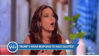 """""""Don't call it the alt-right,"""" Sunny Hostin says of the group led by Richard Spencer. """"Call it what it is: It's white supremacy."""" """"I think we're sort of normalizing this movement by calling it the 'alt-right.' We all need to stop doing that."""" http://abc.tv/2ghhUMJ: IEW  TRUMP's WEAK RESPONSE TO NAZI SALUTES?  THE  THEVIEW """"Don't call it the alt-right,"""" Sunny Hostin says of the group led by Richard Spencer. """"Call it what it is: It's white supremacy."""" """"I think we're sort of normalizing this movement by calling it the 'alt-right.' We all need to stop doing that."""" http://abc.tv/2ghhUMJ"""