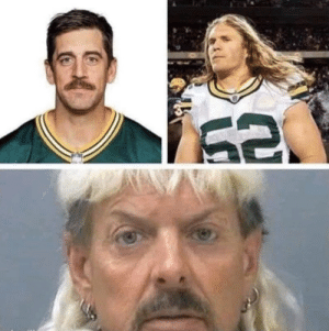 If Aaron Rodgers and Clay Matthews had a son... https://t.co/nCRfn86Vjc: If Aaron Rodgers and Clay Matthews had a son... https://t.co/nCRfn86Vjc